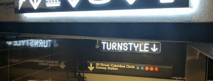 TurnStyle Underground Market is one of NYC on my way.