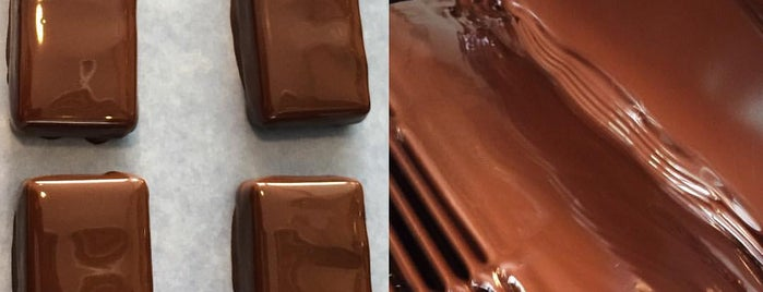 Chocolate in Singapore