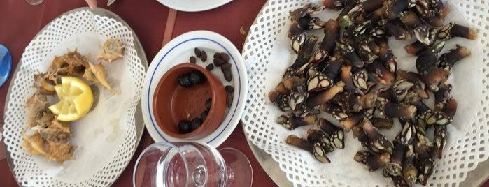 Restaurante Pedra Alta is one of cibo e beveraggi.