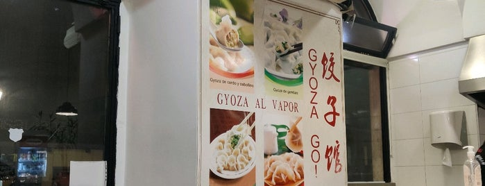 Gyoza Go! is one of MAD_.