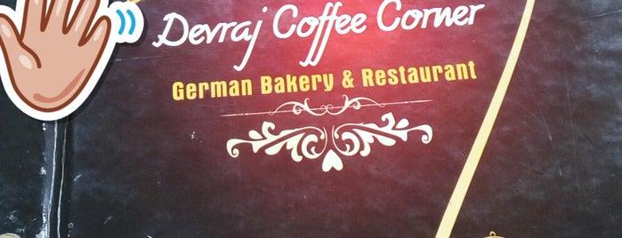 German Bakery is one of Tempat yang Disukai Asim.