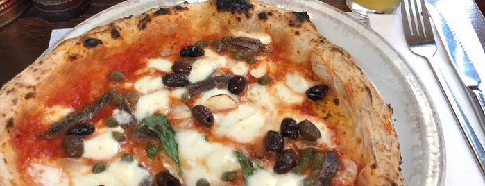 Paesano Pizza is one of Glasgow.