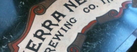 Sierra Nevada Brewing Co. is one of Beer / Ratebeer's Top 100 Brewers [2017].