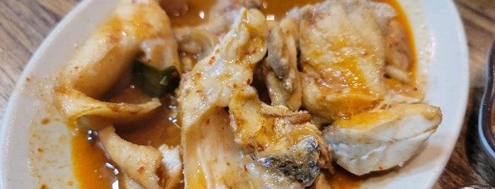 연스시 is one of Seafood.