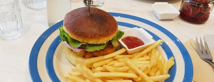 어니스트 버거 is one of Burger, Chicken, Sandwich, Taco.