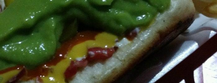 Hot Dogs El Chema is one of Heshu 님이 좋아한 장소.