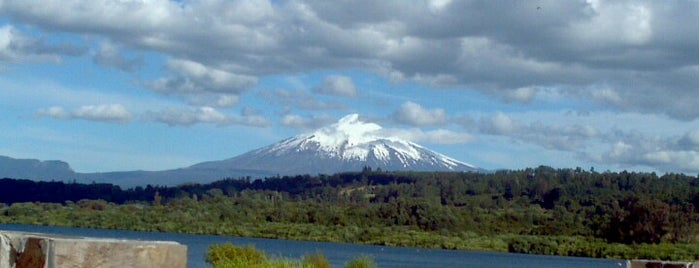 Costanera de Villarrica is one of Lieux qui ont plu à Fran!.