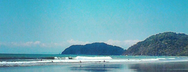 Playa Mantas is one of Tempat yang Disukai Roberto.