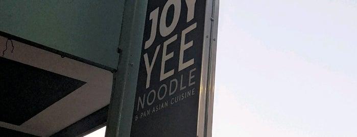 Joy Yee's Noodles is one of WTTW Check, Please! Restaurant List.