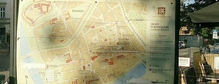 Kazimierz is one of Краков.