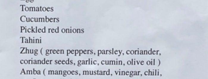 Witz Hummus is one of Berlin.