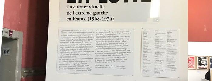 Galerie d'exposition des Beaux-Arts is one of Paris ♡..