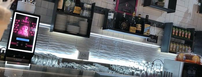Caffe is one of Tempat yang Disukai Cristi.