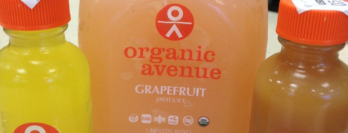 Organic Avenue is one of The Best of NYC.