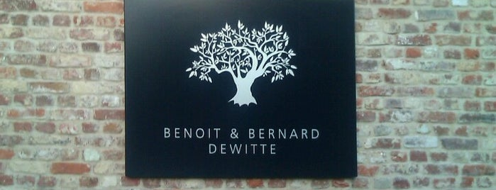 Benoit & Bernard Dewitte is one of The World's Best Restaurants.