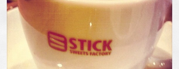 Stick Sweets Factory 広島袋町店 is one of Lugares favoritos de ZN.