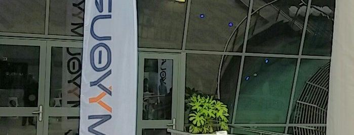 Sodimac, s.l. ESPAI Creatius is one of Restaurants prop Hotel Tivoli.