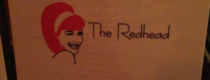 The Red Headed lounge is one of CHItown.