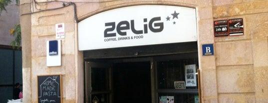 Zelig is one of Bars in Barcelona.