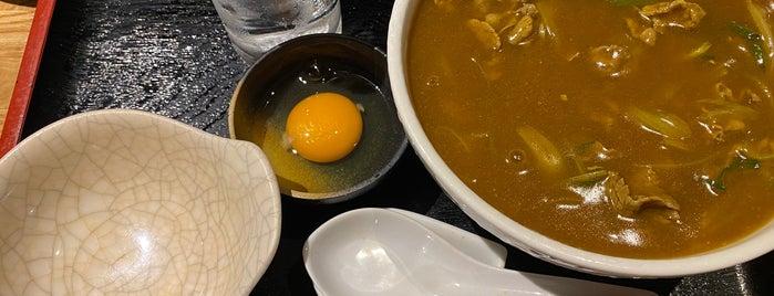 饂飩・旬食酒家 えいじ is one of LOCO CURRY.