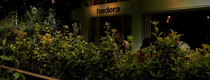 Hedera Coffee is one of Izmir.