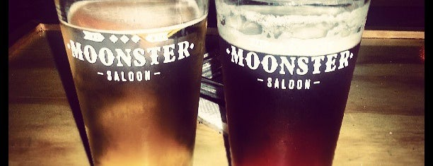 Moonster Saloon is one of Gabii 님이 좋아한 장소.