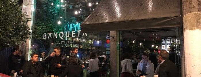 Banqueta Coquetelaria is one of São Paulo | Bar.