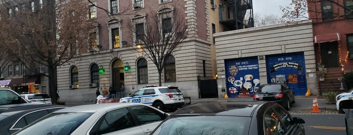 NYPD - 32nd Precinct is one of New York.