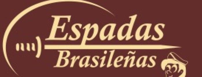 Espadas Brasileñas is one of Scouting espadas.
