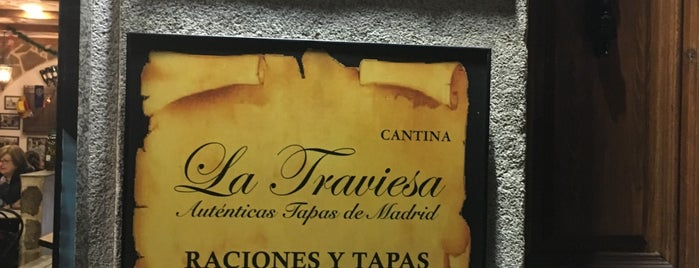 Cantina la Traviesa is one of Restaurantes.
