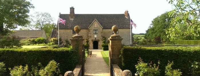 Sulgrave Manor is one of Carl 님이 좋아한 장소.