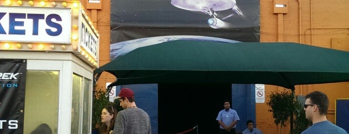 Star Trek Exhibit is one of B : понравившиеся места.