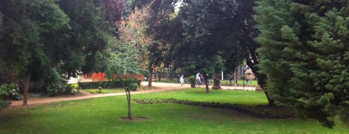 Parque Quinta Vergara is one of Top 1000 favorites places in chile.