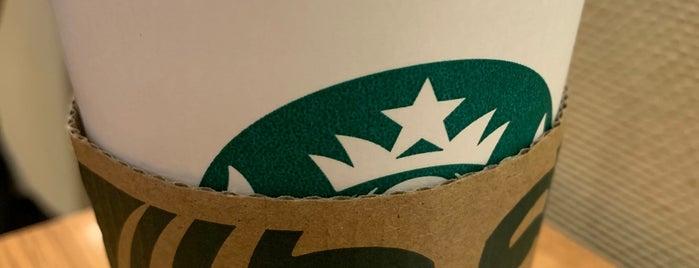 Starbucks is one of Mzn'ın Beğendiği Mekanlar.