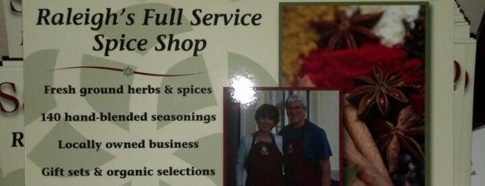 Savory Spice Shop is one of Locais curtidos por Crystal.