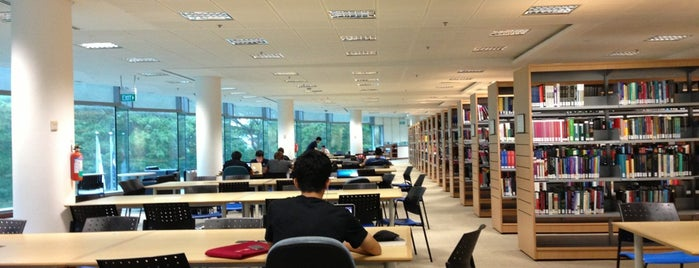 Li Ka Shing Library is one of Cheap N Good'un Kaydettiği Mekanlar.
