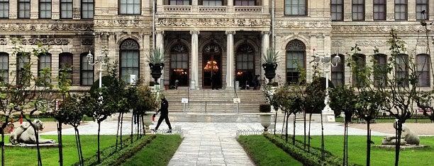 Dolmabahçe Sarayı is one of Turkey Recs.