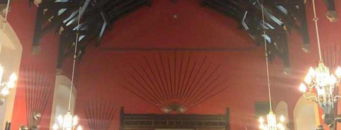 Great Hall is one of Edinburgh.