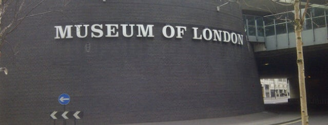 Museum of London is one of London Town.
