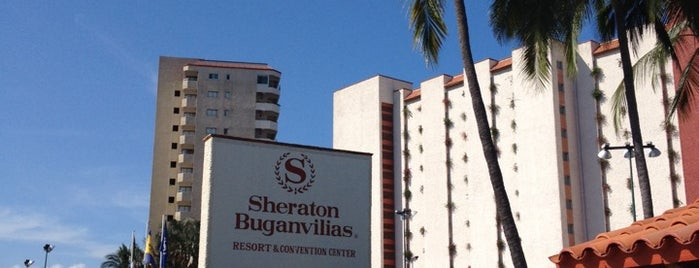 Sheraton Buganvilias Resort & Convention Center is one of Locais curtidos por Edwulf.