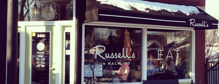Russell's on Macklind is one of St Louis.