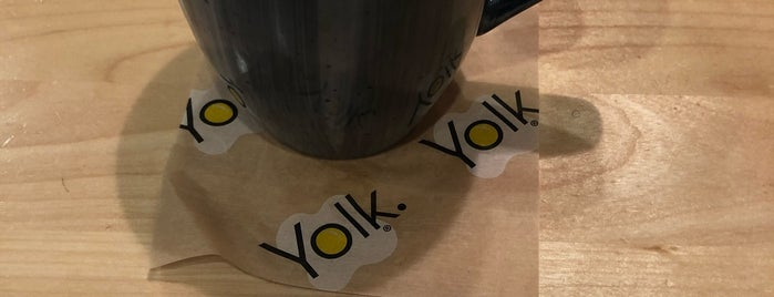Yolk Preston Center is one of สถานที่ที่บันทึกไว้ของ Matt.