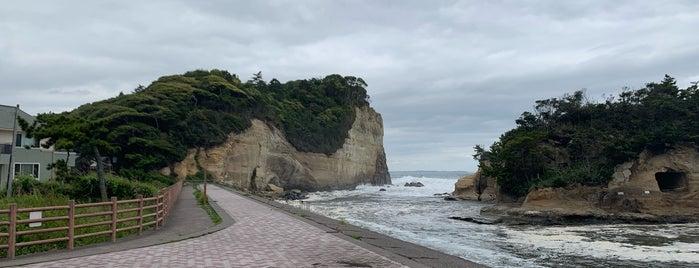 高戸小浜海岸 is one of 茨城県北ジオパークのジオサイト.