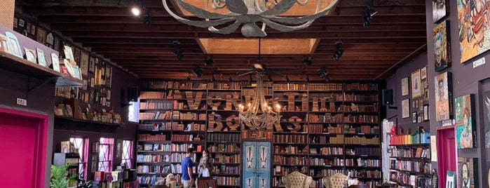 Verbatim Books is one of San Diego.
