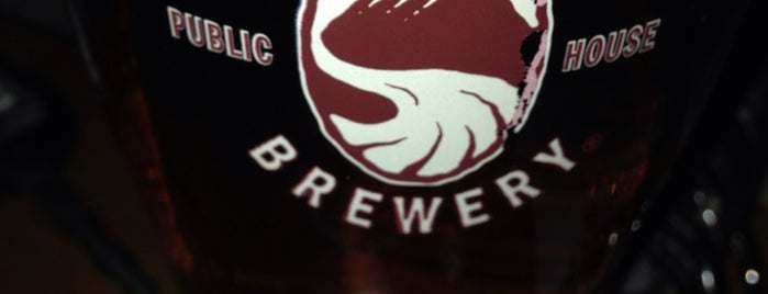 Deschutes Brewery Bend Public House is one of Breweries USA.