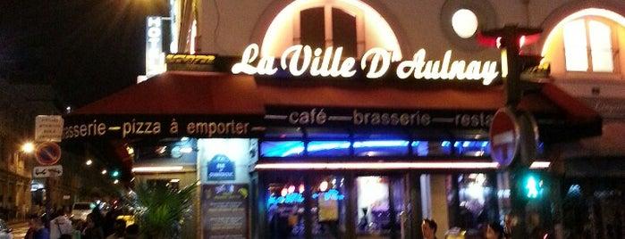 La Ville d'Aulnay is one of Parijs.