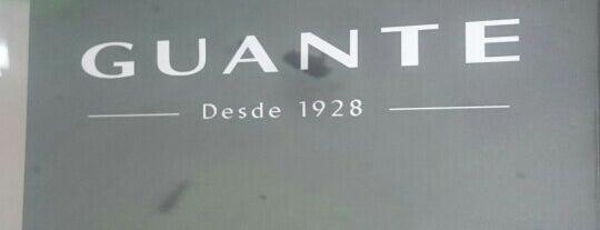 Guante is one of Comercio.