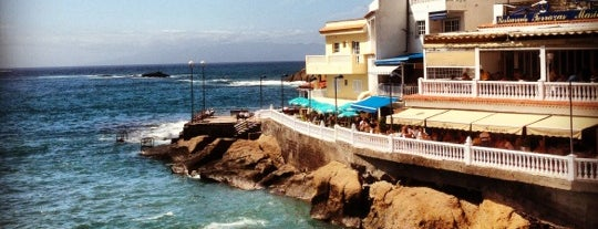 Playa de La Caleta is one of Turismo por Tenerife.