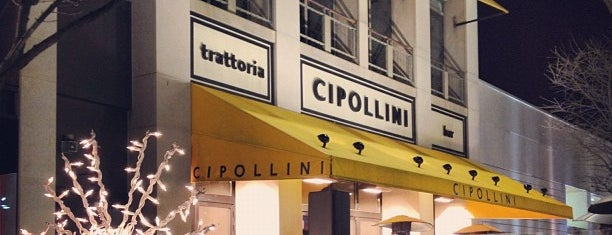 Cipollini is one of Fabulous Places to Dine.