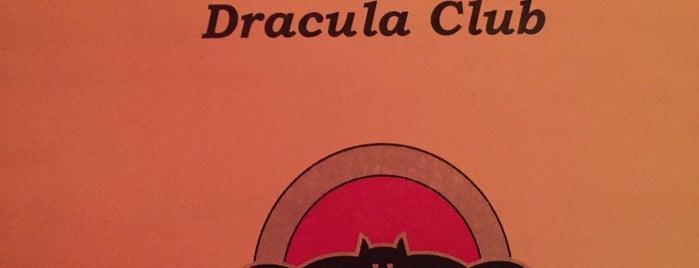 Dracula is one of สถานที่ที่บันทึกไว้ของ Melis.